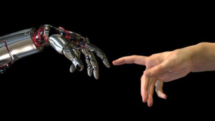 A inteligência artificial vai unir homens e máquinas, muito em breve.